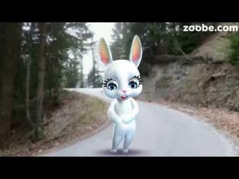 zoobe bunny w nscht einen guten start in die woche youtube. Black Bedroom Furniture Sets. Home Design Ideas