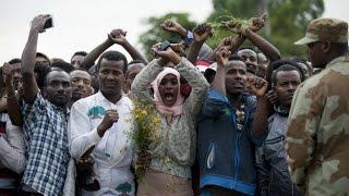إعلان حالة الطوارئ في أثيوبيا بعد أشهر على مظاهرات مناهضة للحكومة