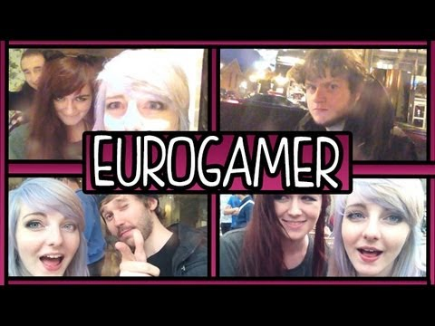 My Eurogamer Adventure | YouTube Friends - Please *boop* the like button to support my channel :)