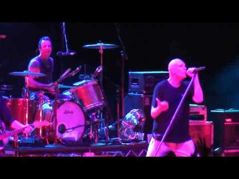 Midnight Oil - Forgotten Years - Royal Theatre Canberra 12 March 2009