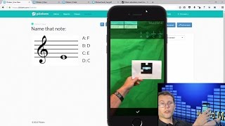 Plickers and Assessing The Music Ed Classroom