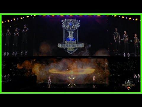 League Of Legends Worlds Finals 2019 #687