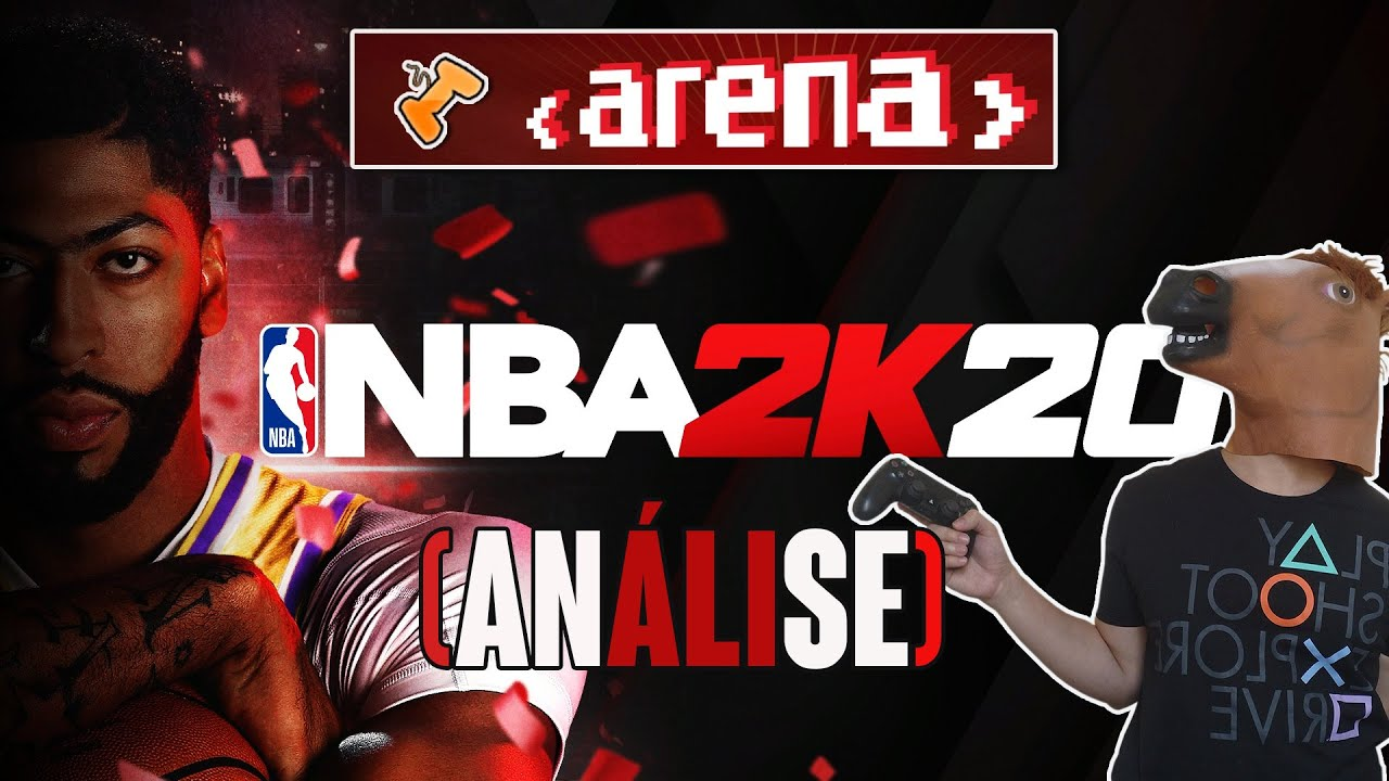 NBA 2K20 - VALE A PENA?