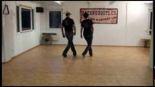 Green Grass From Ireland - Line Dance