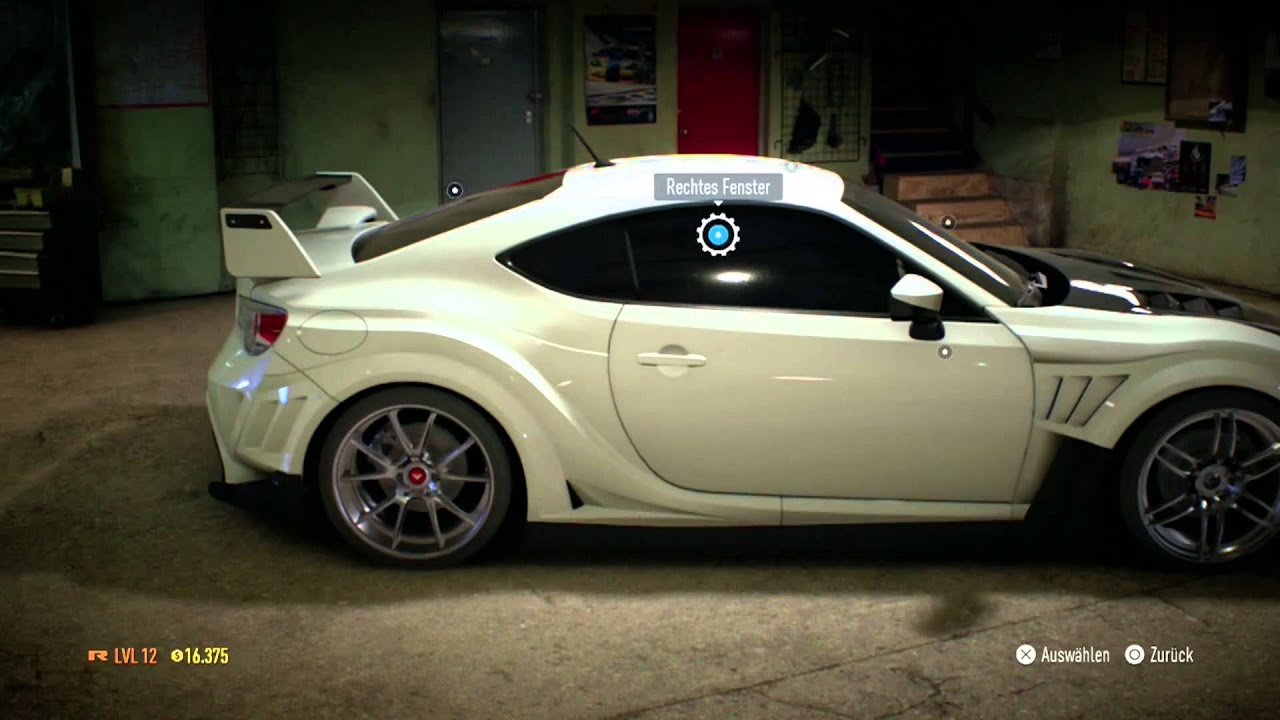 nfs 2015 subaru brz premium tuning youtube. Black Bedroom Furniture Sets. Home Design Ideas