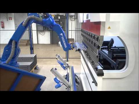 Baykal Robot Press Brake