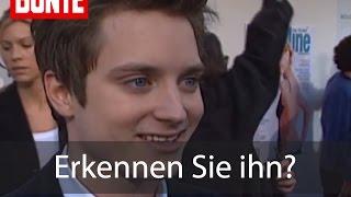 Elijah Wood: Hätten Sie Frodo erkannt? - BUNTE TV