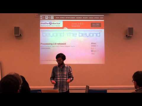 Practical considerations of running a MOOC (Dr Matthew Yee-King, Goldsmiths College)