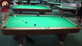 Foothill BCA Pool League Championship Saturday V!!! BANKERS vs. RUN OUTS Championship Match