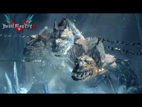 Dante Vs King Cerberus | Devil May Cry 5 #7 thumbnail