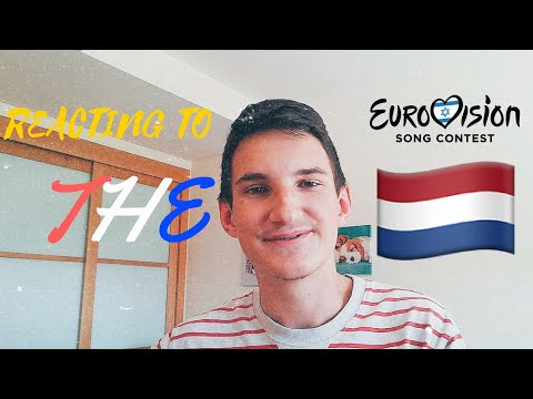 Reacting to The Netherlands Eurovision 2019 Duncan Laurence - Arcade
