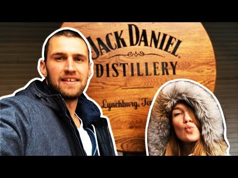 Завод виски Джек Дэниэлс. Теннесси. Путешествие по Америке