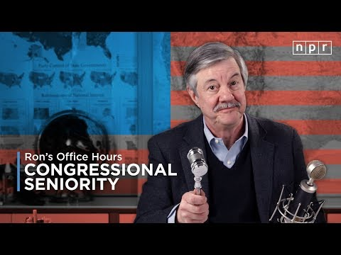 The Secret Strategy of Congressional Seniority | Ron's Office Hours | NPR