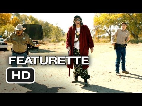 The Last Stand Featurette (2013) - Arnold Schwarzenegger, Johnny Knoxville Movie HD