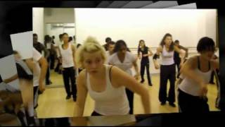"The Hip-Hop Dance Conservatory Summer Intensive 2010 | Alex ""Kid Dynamo"" Polanco"