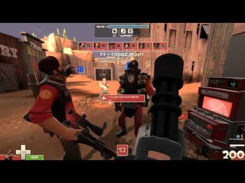 Team Fortress 2: Mann vs Machine