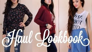 Haul Lookbook Thumbnail