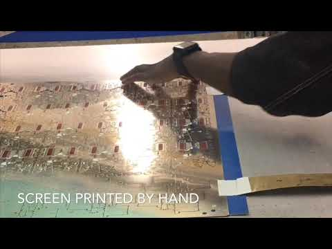 Making Of The 2019 Texas Capitol Ornament
