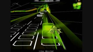 Audiosurf DJ Shoujo - What is a snake?