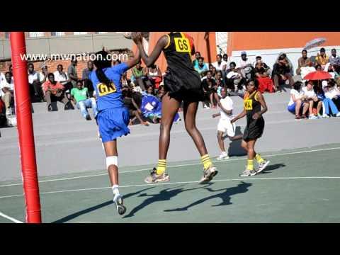 Swaziland VS Uganda (Africa Netball Championsships)