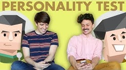 Gay by Gay Episode 8: Meyers Briggs Personality Test