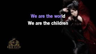 We Are The World USA for Africa RD Karaoke.mp3