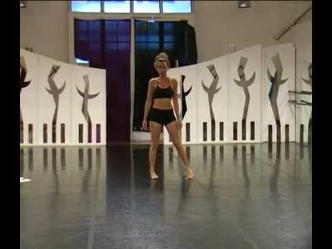 Improvisation danse contemporaine ARDURA India : Ma Lettre.