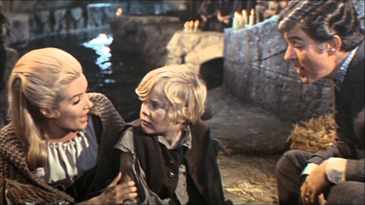 Chitty Chitty Bang Bang Official Trailer 1 James Robertson Justice Movie 1968 Hd Youtube