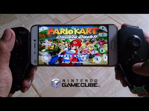 Mario Kart Double Dash !! Nintendo Gamecube On Android
