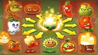 Plants Vs Zombies 2 Piperita-Menta Aparece Por Primera Vez