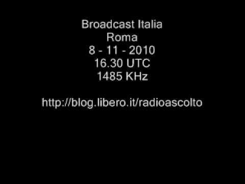 BROADCAST ITALIA RADIO