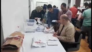 غلق التصويت وبدء فرز الأصوات في انتخابات الأطباء تقرير- محمد فتحي