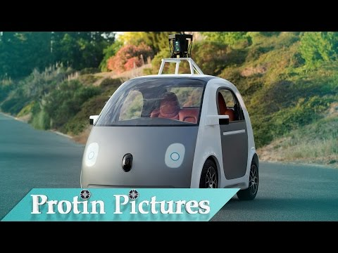 How Does Google's Driverless Car Work?