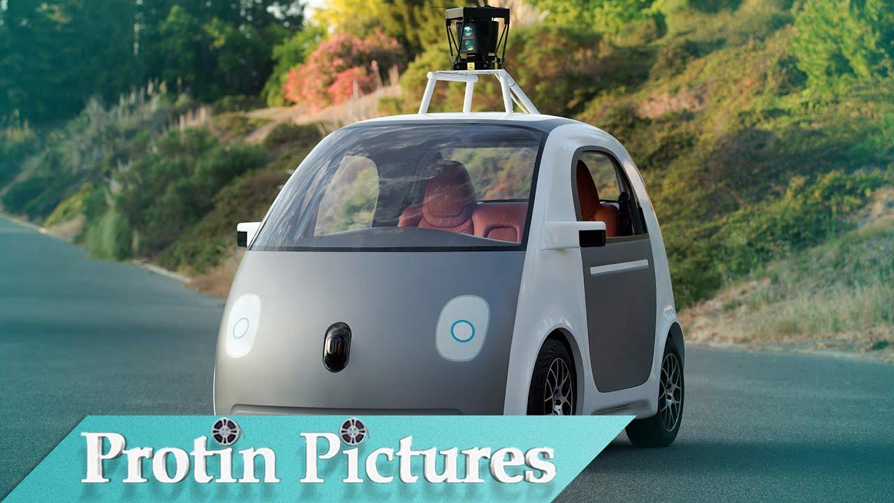 how does google 39 s driverless car work youtube. Black Bedroom Furniture Sets. Home Design Ideas