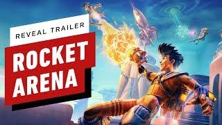 Rocket Arena - Reveal Trailer