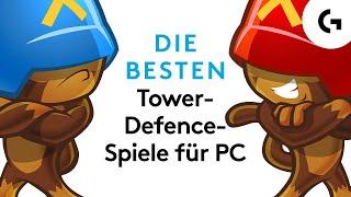 Die besten Tower-Defence-Spiele für PC