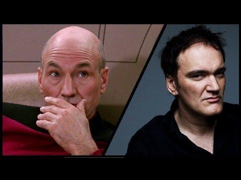 Patrick Stewart May Return for Tarantino's 'Star Trek'!