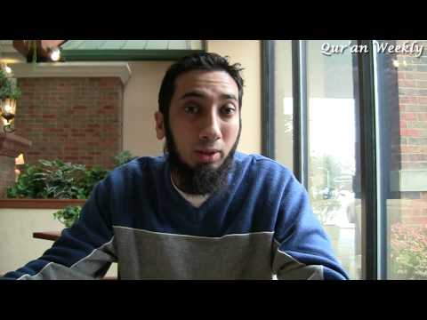 Nouman Ali Khan - Intellectual Humility - Quran Weekly