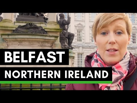 Belfast - Northern Ireland - Things to Do in Belfast - Belfast Tourism - Belfast Tourist Attractions