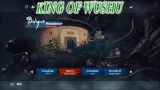 King of Wushu Character Selection+Gameplay