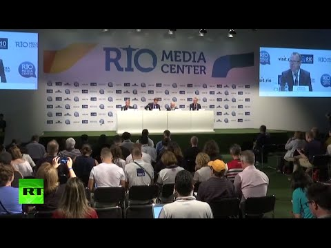 Russia's Paralympians banned from competing in Rio - Intl Paralympic Committee (FULL PRESSER)