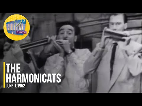"The Harmonicats ""Peg-O-My-Heart"" on The Ed Sullivan Show"