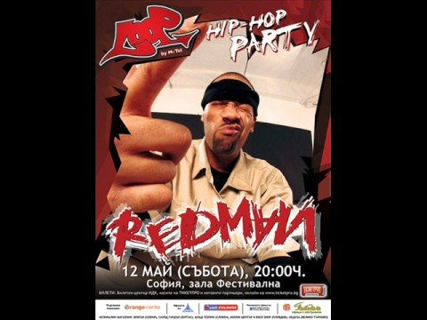 Redman & Pink - Get the Party Started