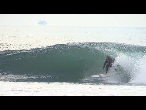 Surfing SUPER FUN Sandbar Raw | Southern California