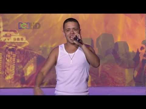 Colombia Tiene Talento: Peter Alexánder Girón - Rapero