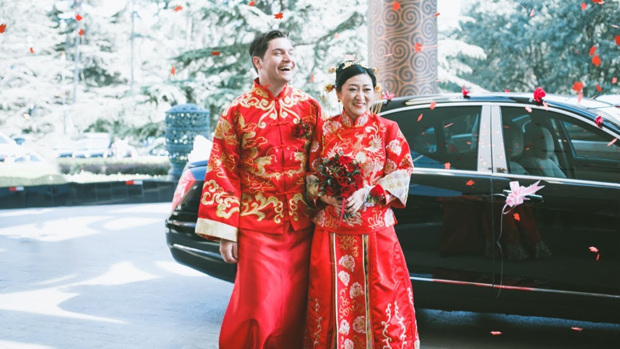Our Traditional Chinese Wedding (short version)