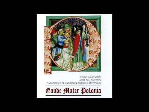 Chorał gregoriański - Gregorian chant - Ant. 1 Sancti tui Ps. 110 Dixit Dominus Domino meo