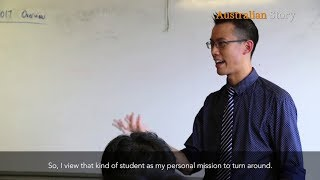 Channelling Mr. Woo - Mathematics Is Everywhere (Australian Story Promo)