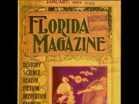 The Iron Republic   A SOUTH POLAR ADVENTURE of J.E.  BARRINGTON  ~ Florida Magazine (Circa 1902)
