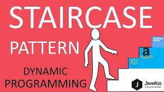Recursive Staircase Problem | Climbing Stairs | Walmart Coding Interview | EP3